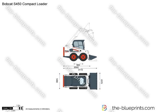 Bobcat S450 Compact Loader