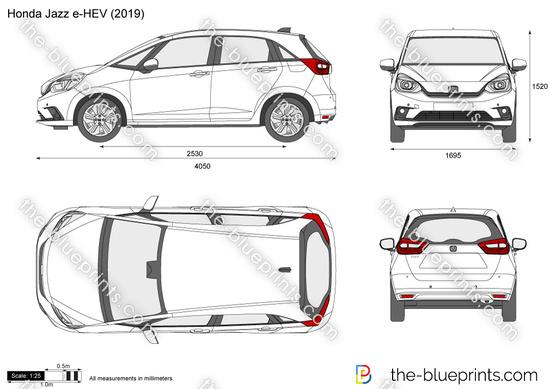 Honda Jazz e-HEV