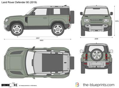 Land Rover Defender 90 (2019)