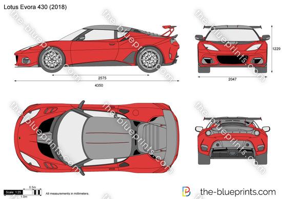Lotus Evora 430
