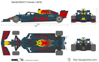 Red Bull RB15 F1 Formula 1