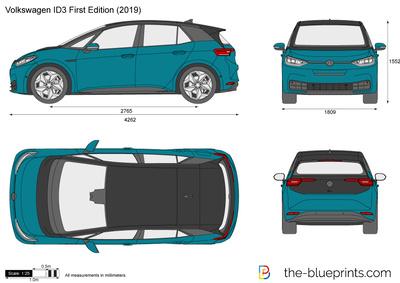 Volkswagen ID.3 First Edition