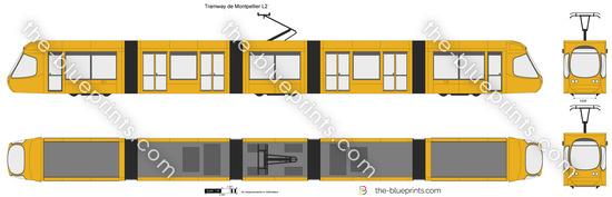 Tramway de Montpellier L2