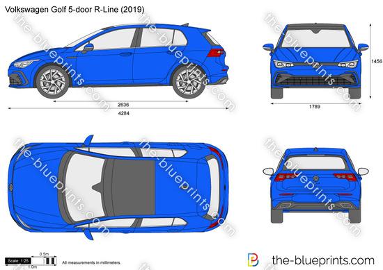 Volkswagen Golf VIII 5-door R-Line