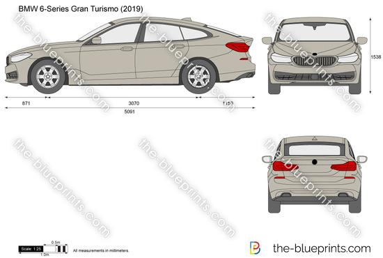 BMW 6-Series Gran Turismo