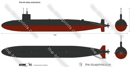 Permit-class submarine