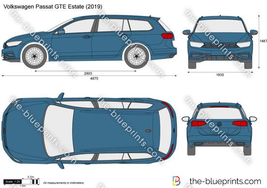 Volkswagen Passat GTE Estate
