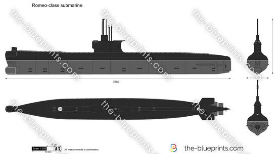 Romeo-class submarine