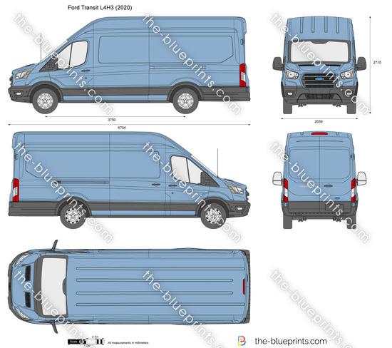 Ford Transit L4H3
