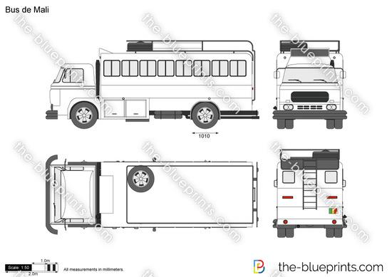 Bus de Mali