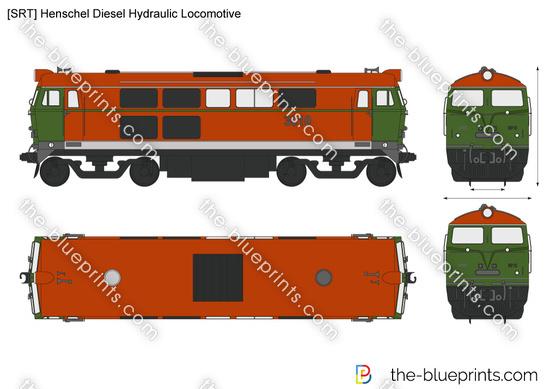 [SRT] Henschel Diesel Hydraulic Locomotive