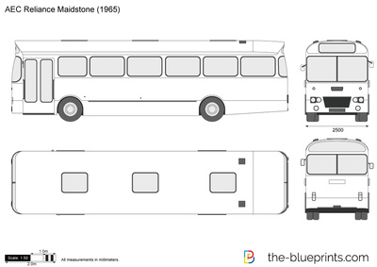 AEC Reliance Maidstone