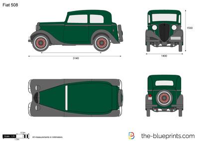 Fiat 508 (1935)