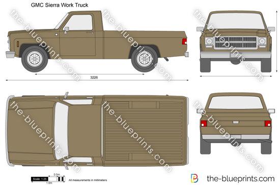 GMC Sierra Work Truck