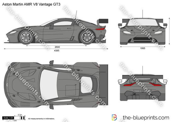 Aston Martin AMR V8 Vantage GT3