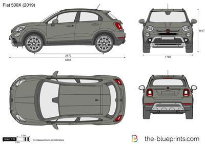 Fiat 500X (2019)