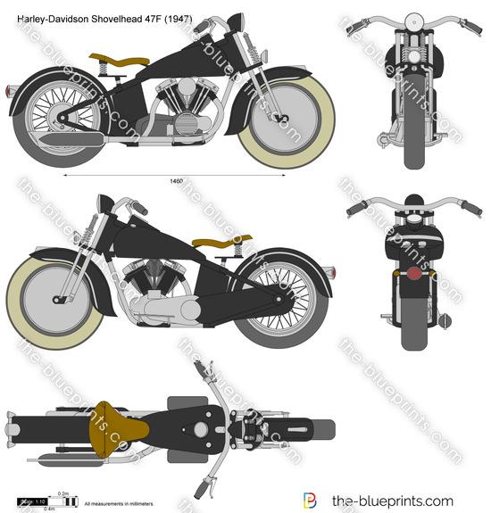 Harley-Davidson Shovelhead 47F