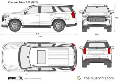 Chevrolet Tahoe RST