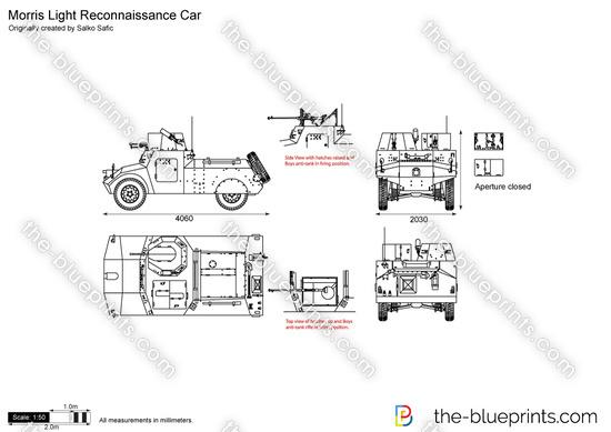 Morris Light Reconnaissance Car