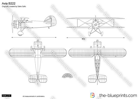 Avia B222