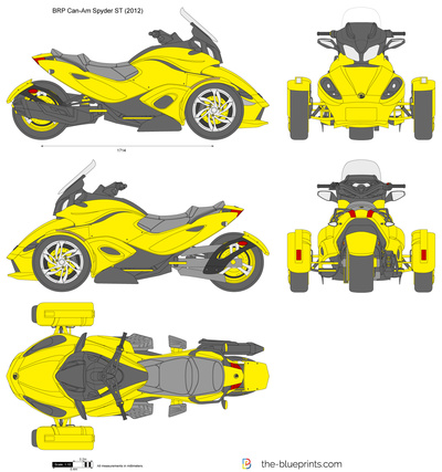 BRP Can-Am Spyder ST