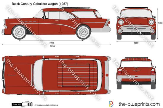 Buick Century Caballero wagon