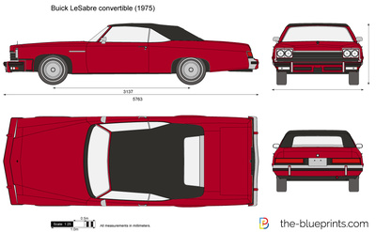 Buick LeSabre convertible