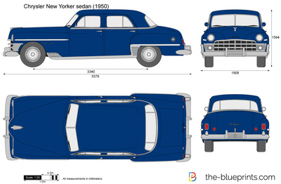 Chrysler New Yorker sedan