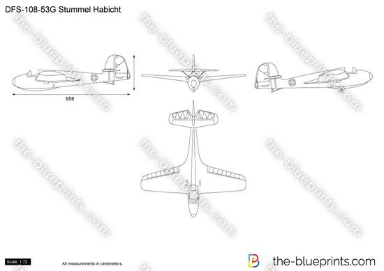 DFS-108-53G Stummel Habicht