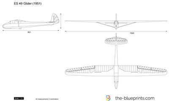 ES 49 Glider