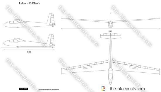 Letov I-13 Blanik