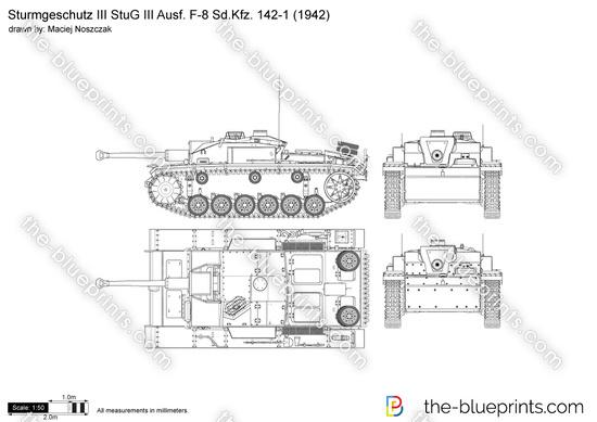 Sturmgeschutz III StuG III Ausf. F-8 Sd.Kfz. 142-1