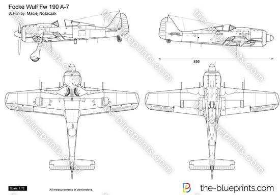 Focke Wulf Fw 190 A-7