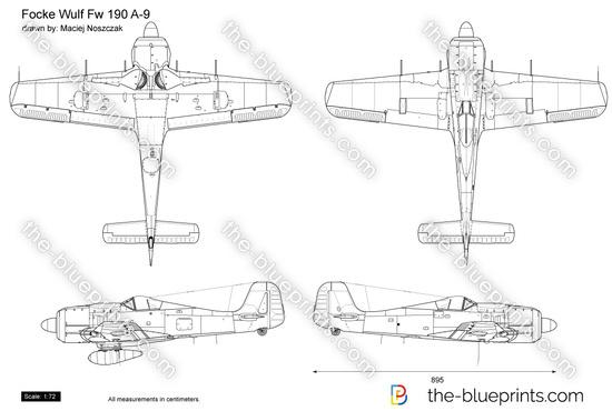 Focke Wulf Fw 190 A-9