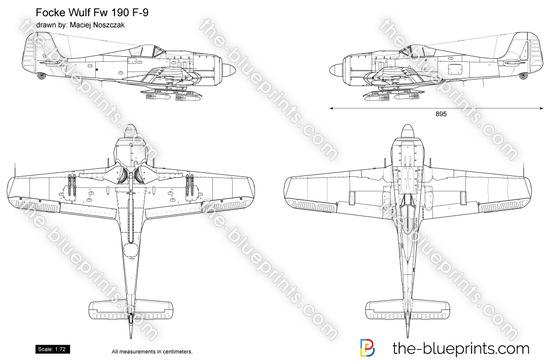 Focke Wulf Fw 190 F-9