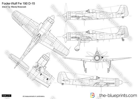 Focke-Wulf Fw 190 D-15