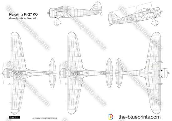 Nakajima Ki-27 KO
