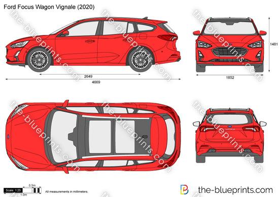 Ford Focus Wagon Vignale