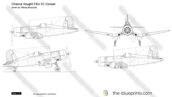 Chance Vought F4U-1C Corsair