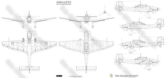 Junkers Ju 87 B-2