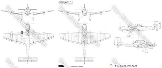 Junkers Ju 87 R-1