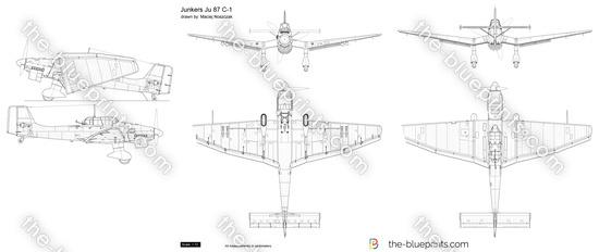 Junkers Ju 87 C-1