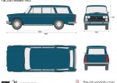 Fiat 2300 Familiare (1963)