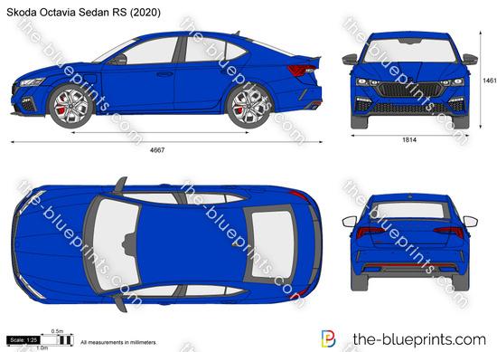 Skoda Octavia Sedan RS
