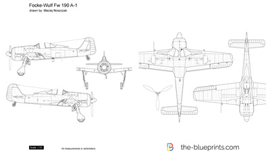 Focke-Wulf Fw 190 A-1