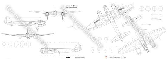 Junkers Ju 88 A-1
