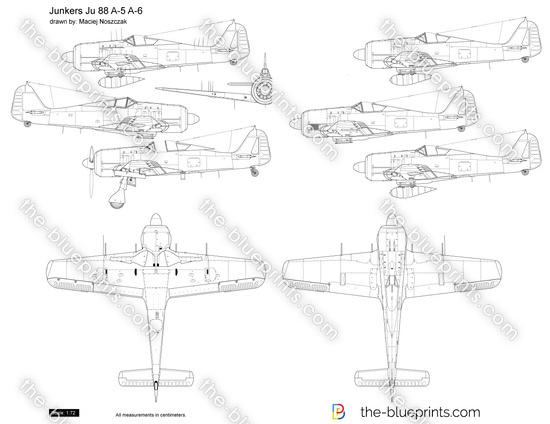 Junkers Ju 88 A-5 A-6