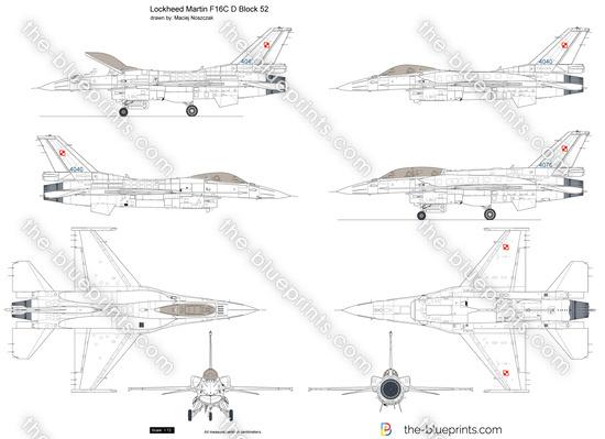 Lockheed Martin F16C D Block 52