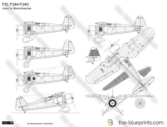 PZL P.24A P.24C