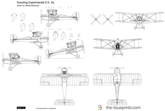 Scouting Experimental S.E. 5a